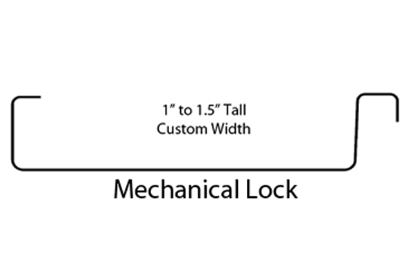 Mechanical Lock Panel